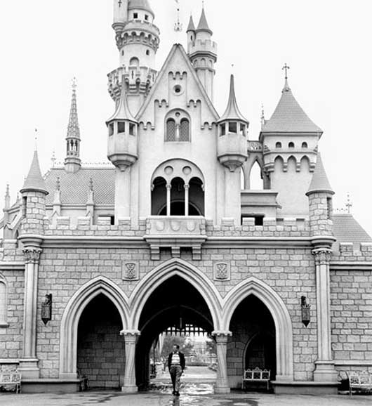 "As the creator and visionary behind the brand, Walt Disney worked hard to ensure that Disneyland's guests felt ensconced in the ""Happiest Place on Earth."""