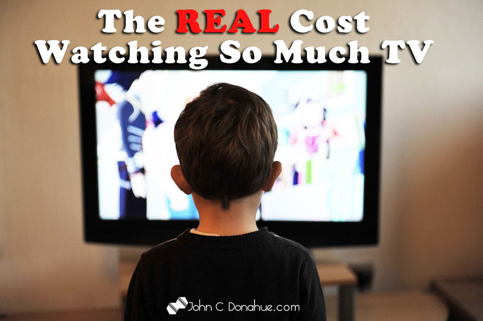 The REAL Cost To Watching So Much TV