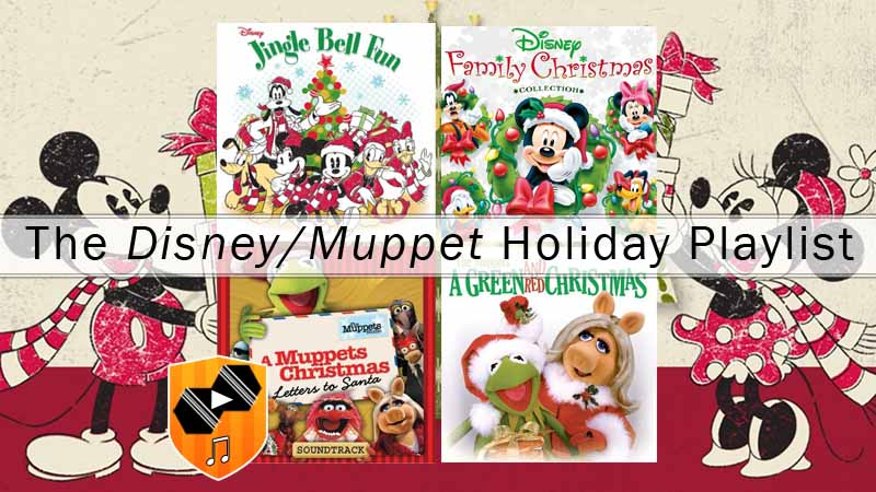 Celebrate the holidays with disney and the muppets for musicmonday its christmas week and to celebrate i wanted to share a very special playlist of holiday classics featuring disney and the muppets m4hsunfo